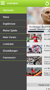 FUSSBALL.DE - screenshot thumbnail