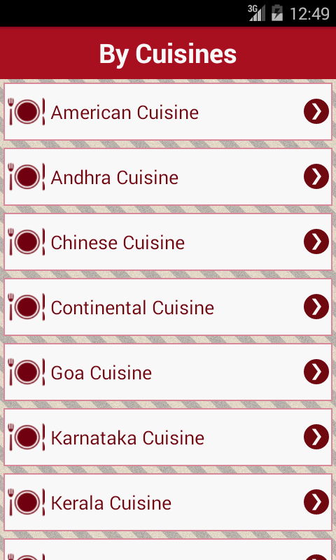 Indian recipes free offline android apps on google play indian recipes free offline screenshot forumfinder Gallery