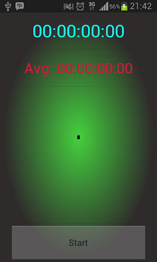 StopWatch with Average Feature