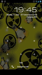 Lemon Live Wallpaper - screenshot thumbnail