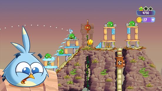 Angry Birds Stella - screenshot