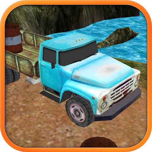 Truck Delivery 3D LOGO-APP點子