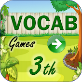 Vocabulary Games Third Grade