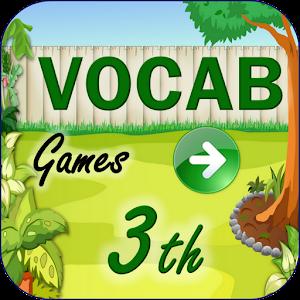 Vocabulary Games Third Grade for PC and MAC