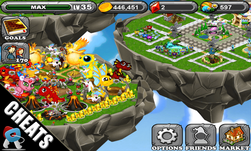 How you can Hack DragonVale With Cydia