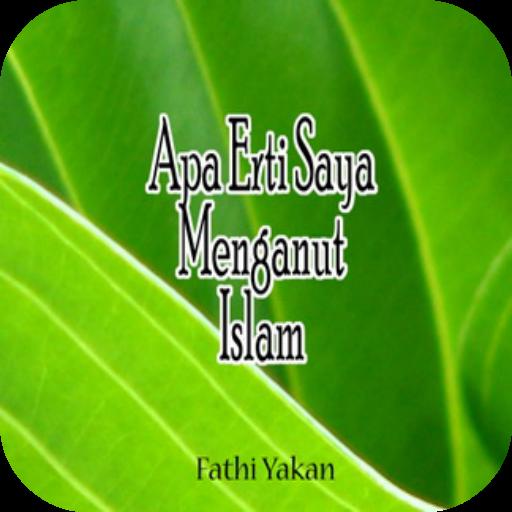 Apa erti saya memeluk Islam 書籍 App LOGO-APP開箱王