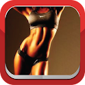 50 Ways to lose stomach fat icon