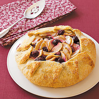 Wrapped-Up Apple-Blackberry Pie