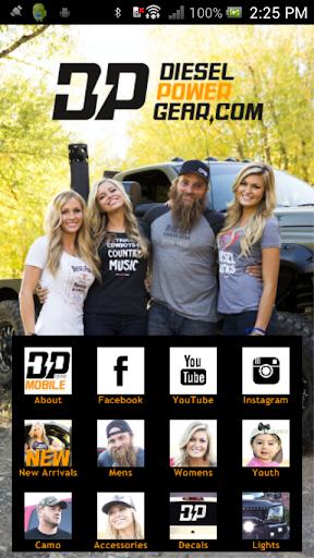 Diesel Power Gear Mobile Shop