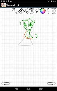 Learn to Draw Equestria Girls APK for Bluestacks