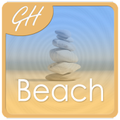 Beach Meditation by G. Harrold
