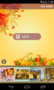 Autumn Photo Frames screenshot 0