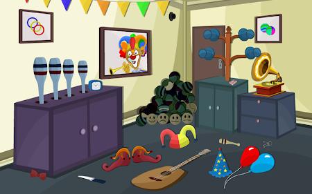 Escape Games-Clown Room 1.0.7 screenshot 976714