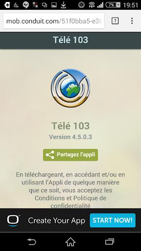 Télé 103 Les Sables