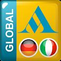 Tedesco-Italiano  Dizionario logo