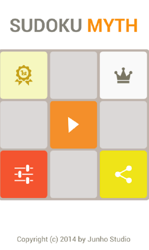 Sudoku Myth 2048