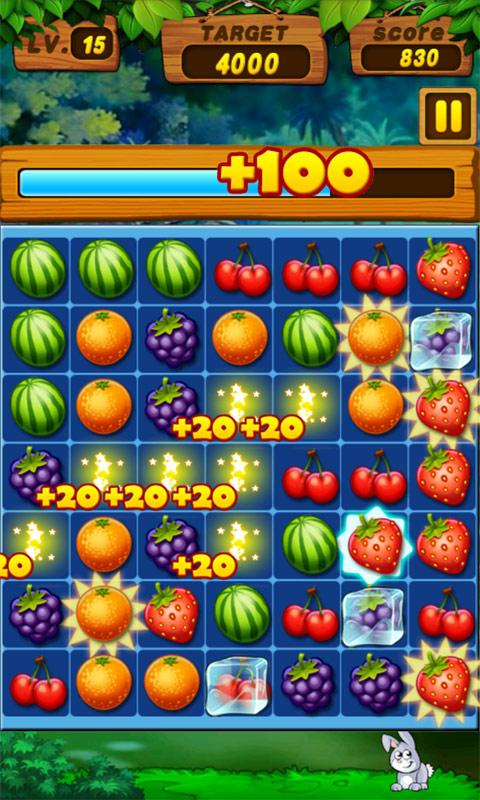 Fruits Legend - screenshot