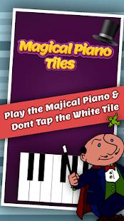 Magic Piano Tap-Musical Tiles