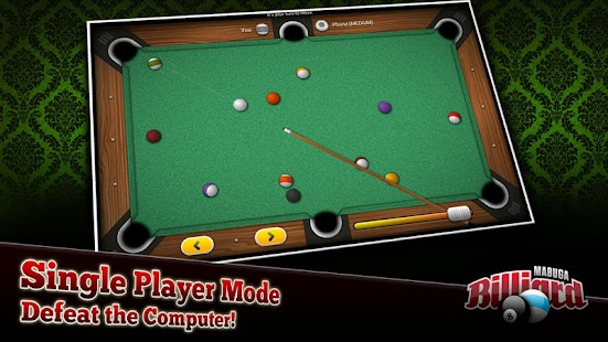 Mabuga Billiards - screenshot thumbnail