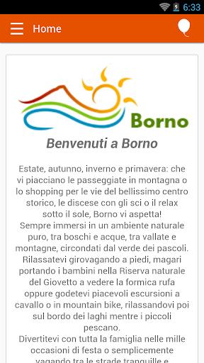 Proloco Borno Turismo