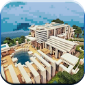 WP MINECRAFT Modern House icon