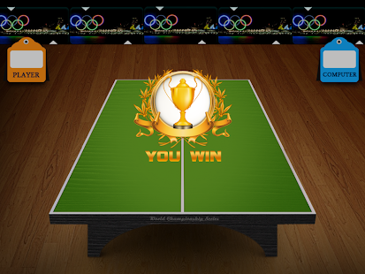 Table Tennis Game- screenshot thumbnail