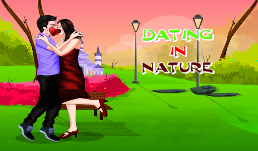 Dating In Nature Kissing Games