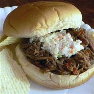 Barbecued Beef Sandwiches
