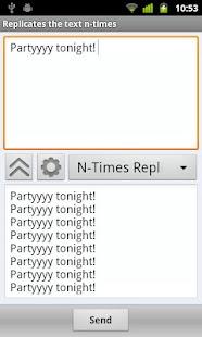 Funny Text Creator Donate- screenshot thumbnail