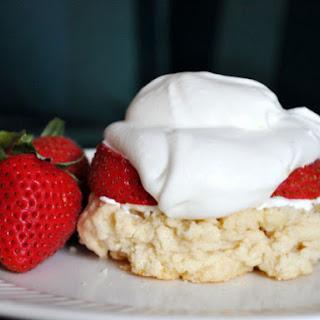 Breakfast Strawberry Shortcakes