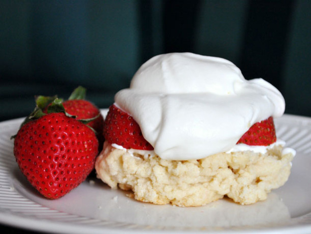 Breakfast Strawberry Shortcakes Recipe