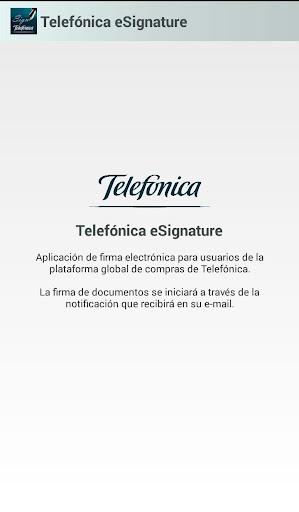 Telefónica eSignature