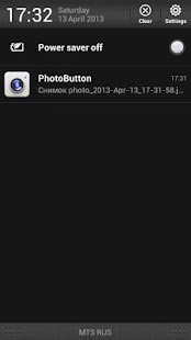 Photo Button - Spy Camera - screenshot thumbnail