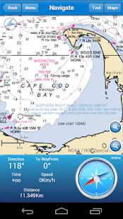 Marine Navigation Lite - náhled