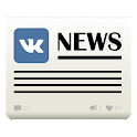 VK News Widget icon