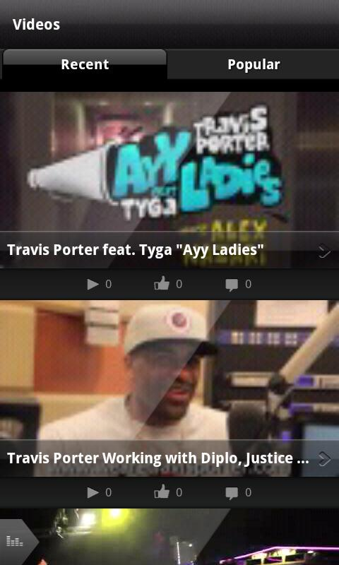 Travis Porter - screenshot