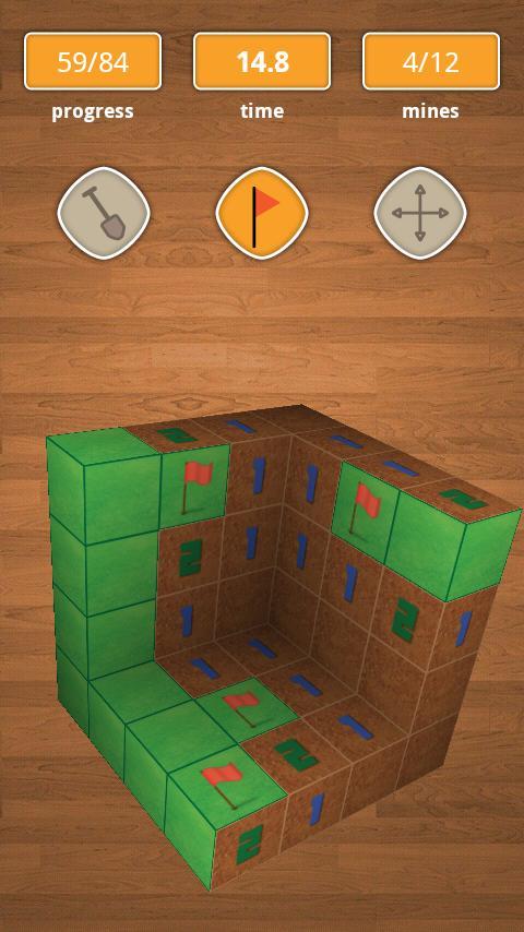 Minesweeper 3D - Premium screenshot #5