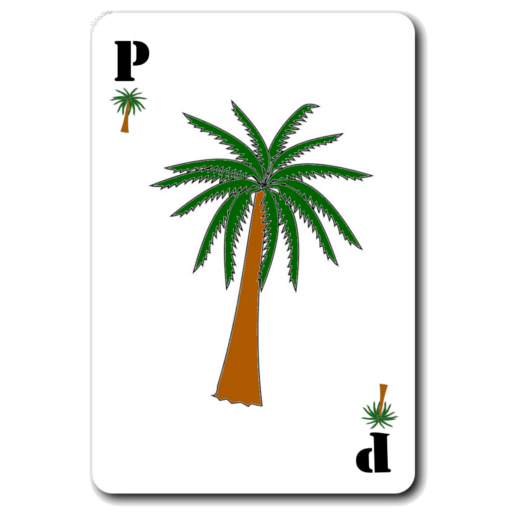 The Palm Tree - Game to Drink 紙牌 App LOGO-APP開箱王