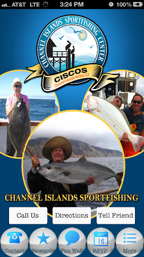 Channel Island Sports Fishing