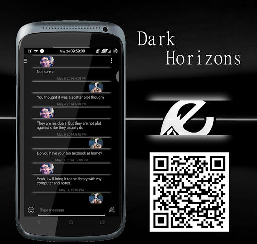 EvolveSMS Dark Horizon