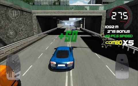 Traffic Clash: race in Paris v1.03