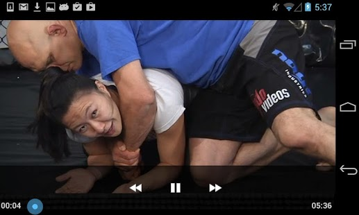 BigStrong 14, No Gi Control- screenshot thumbnail