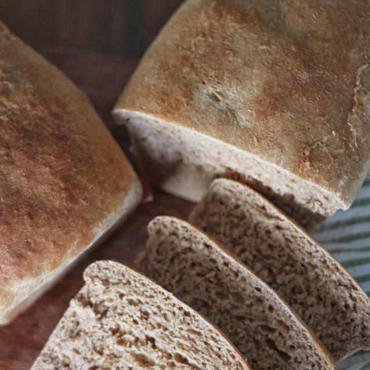 Great Harvest Honey Whole Wheat Bread (Copycat) Recipe