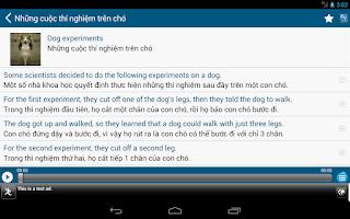 Screenshot of English Joke Story Study TFLAT