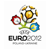 EURO 2012 Digital clock widget