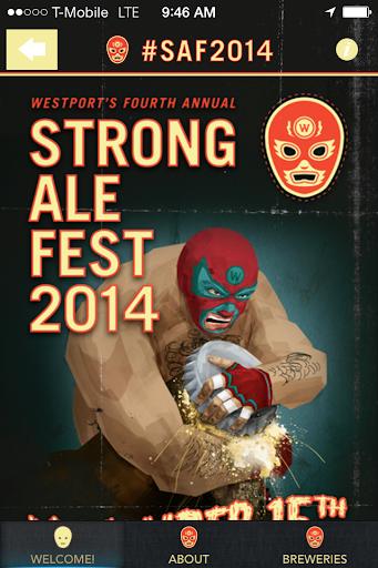 Strong Ale Fest 2014