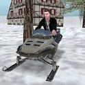 Snowmobile Rescue Missions 3D icon
