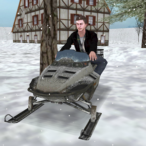 Snowmobile Rescue Missions 3D for PC and MAC
