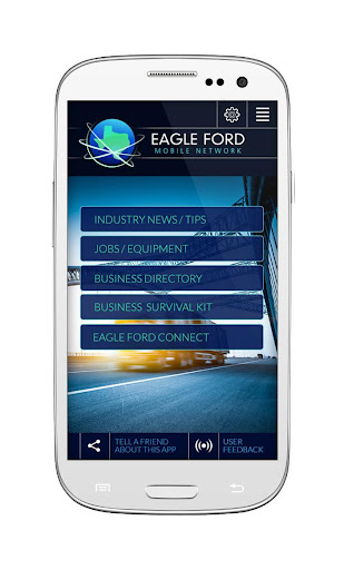 Eagle Ford Mobile Network