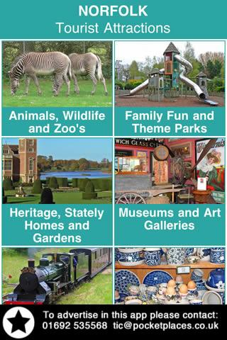 Norfolk Tourist Attractions
